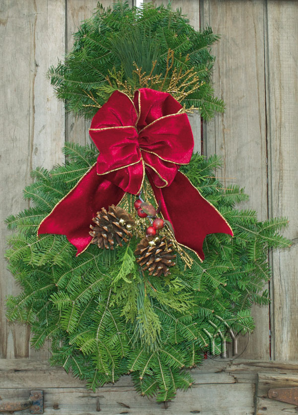 Christmas Wreath Fundraiser Mickman Brothers Wreaths
