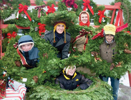 Boy Scout Wreath Fundraiser Mickman Brothers Fundraising