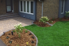 Paver Patio: Taseful Transitions