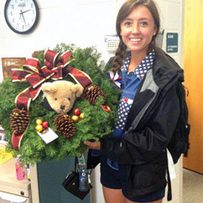 Christmas Wreath Fundraiser For Boy Scouts Church Amp Youth