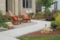 Outdoor Living: Front Entry