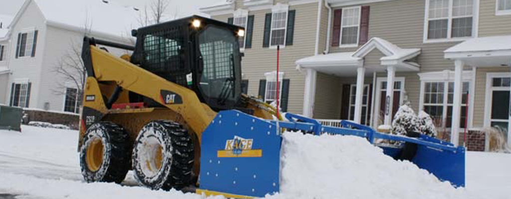 HOA Snow Plowing